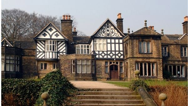 Smithhills Hall in Bolton