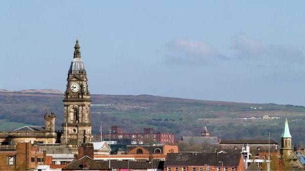 Bolton skyline