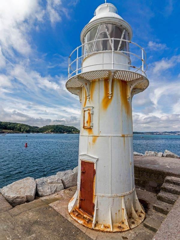 Brixham lighthouse