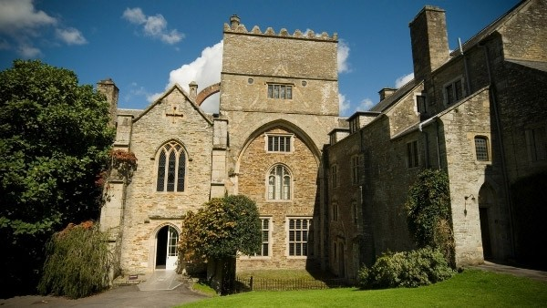 Buckland Abbey in Yelverton Devon