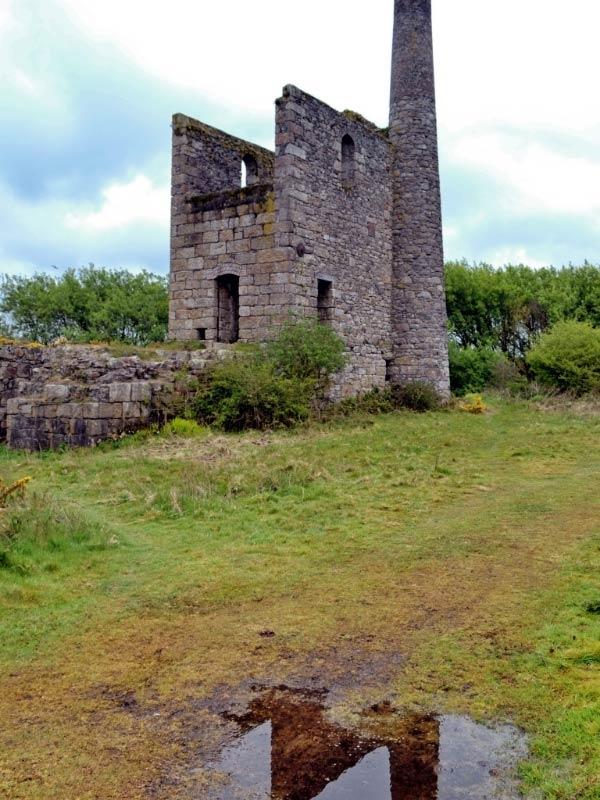 Fortescue Mine near Camborne