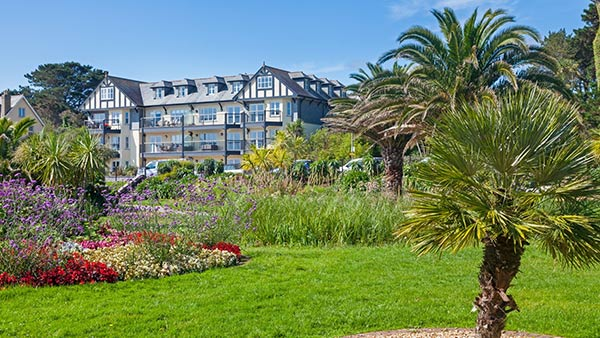 Queen Mary Gardens in Falmouth