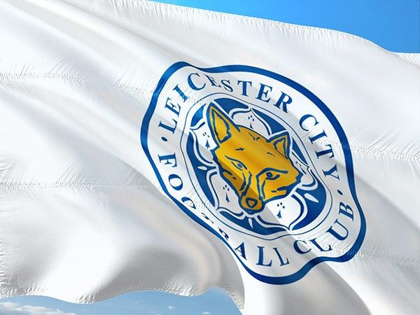 Leicester Football club flag