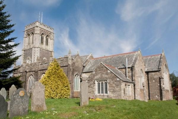 St Martin's church in Liskeard