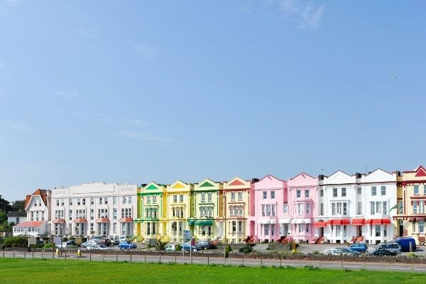 Paignton Hotels and Bed and Breakfast street