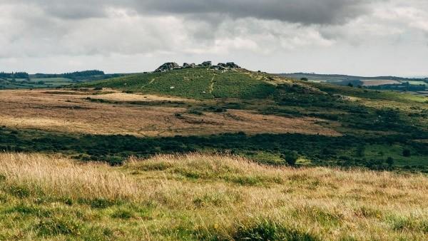 Pew Tor overlooking Tavistock