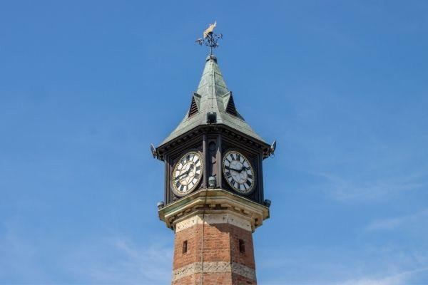 Skegness clock tower