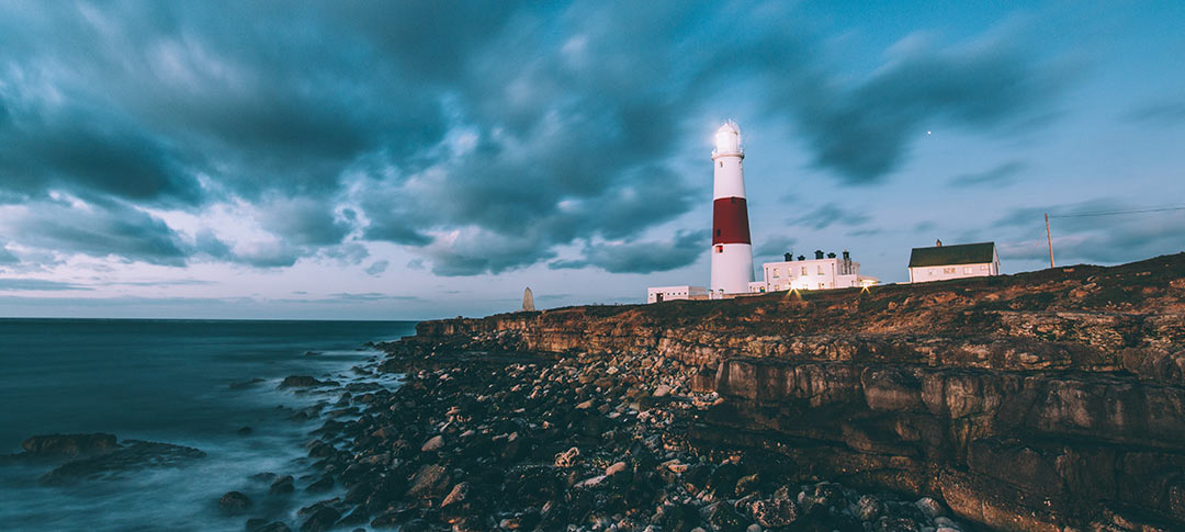 Portland Bill in Dorset, Photo by Will van Wingerden