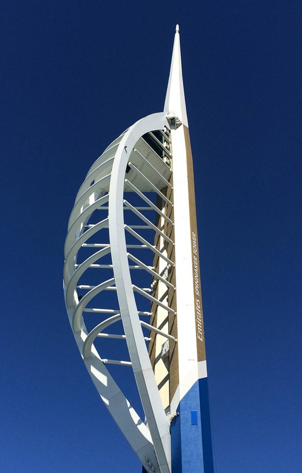 The Spinnaker in Portsmouth Hampshire