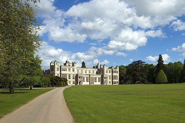 Audley End House near Chelmsford