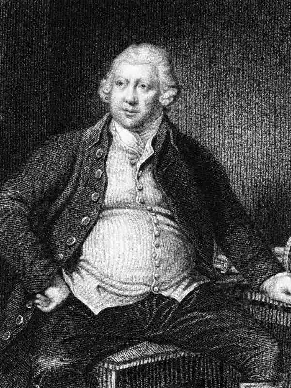 Bolton inventor Richard Arkwright