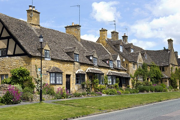 Buckinghamshire old country cottages