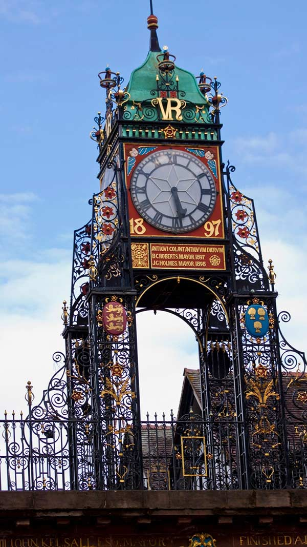 The Chester clock