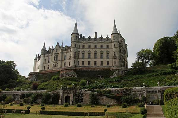 Dunrobin Castle Inverness