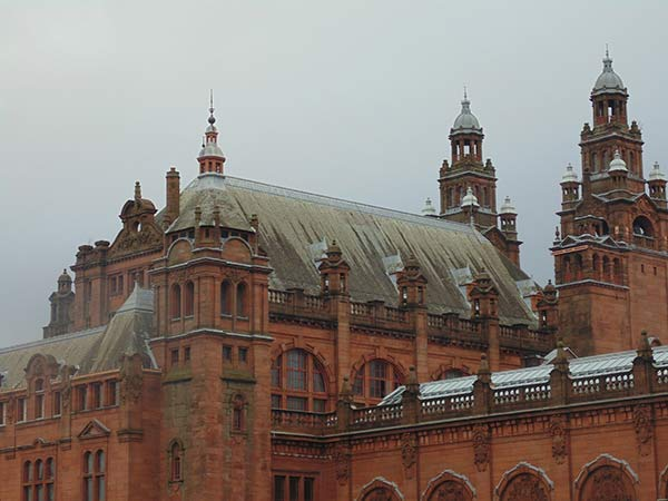 Kelvingrove in Glasgow, Scotland