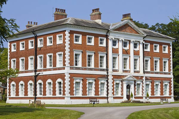 Lytham Hall in Lancashire