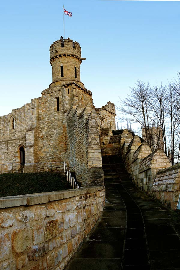 Lincoln Castle Lincolnshire
