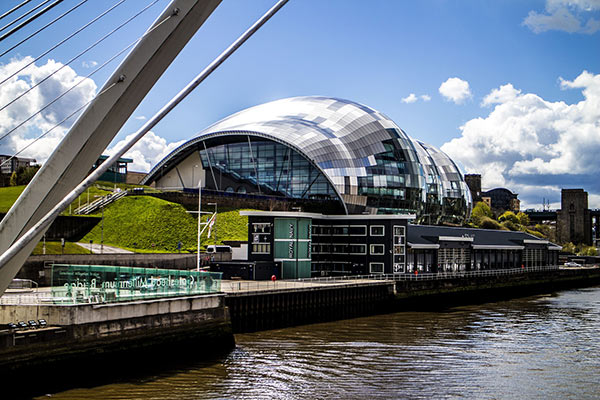 The Sage, Newcastle-upon-Tyne