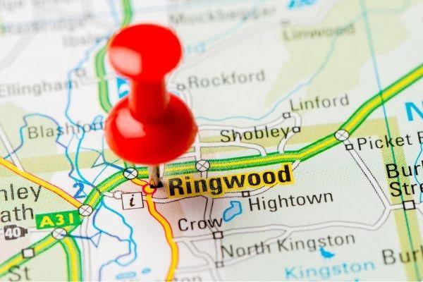 Ringwood map