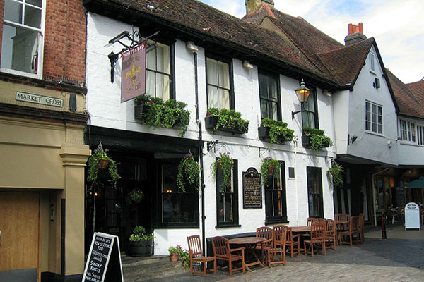 Pub in St Albans
