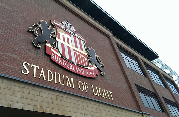 Sunderland AFC Stadium of Light